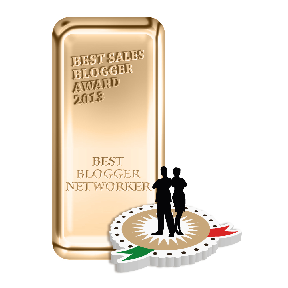 Bronze Blogger Award